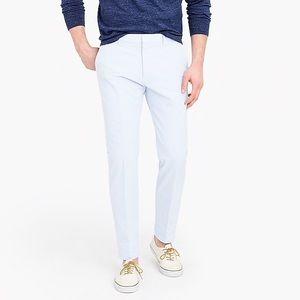 Me's seersucker pants